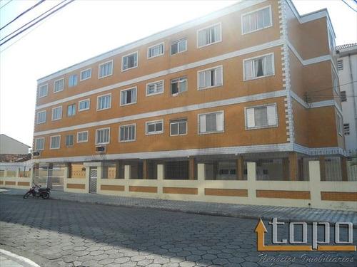 ref.: 2307 - apartamento em praia grande, no bairro boqueirao - 2 dormitórios