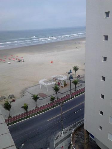 ref.: 2312 - apartamento em praia grande, no bairro boqueirao - 1 dormitórios