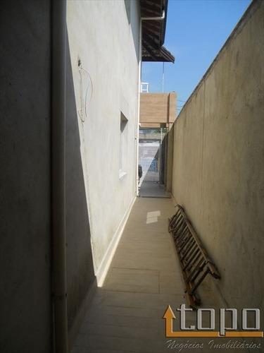 ref.: 2322 - casa em praia grande, no bairro canto do forte - 3 dormitórios