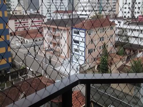 ref.: 2325 - apartamento em praia grande, no bairro canto do forte - 1 dormitórios