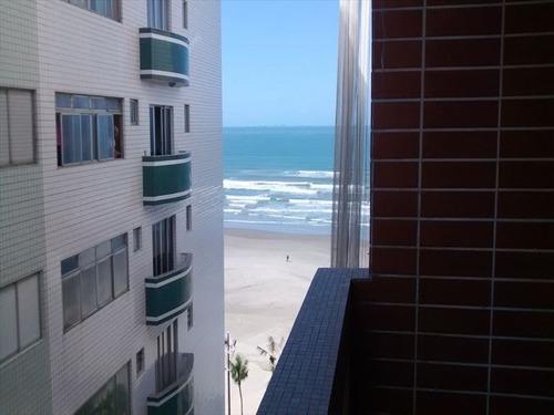 ref.: 2326 - apartamento em praia grande, no bairro guilhermina - 1 dormitórios