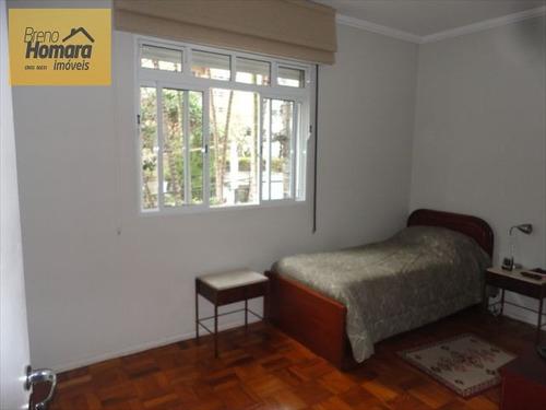 ref.: 2326 - apartamento em sao paulo, no bairro higienopolis - 3 dormitórios