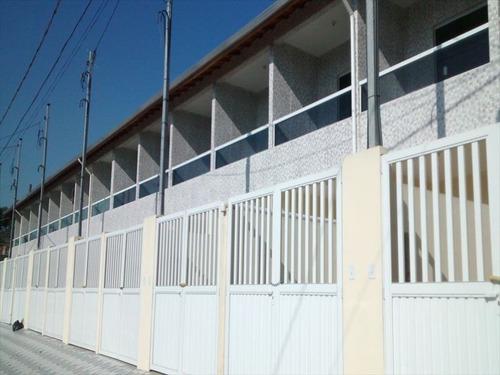 ref.: 2329 - casa em praia grande, no bairro vila sonia - 2 dormitórios