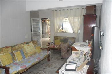 ref.: 23307 - casa em mongagua, no bairro jussara - 2 dormitórios