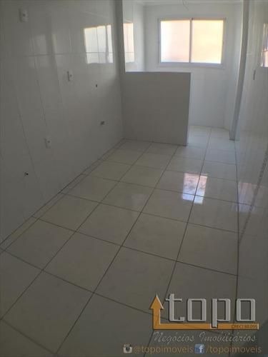 ref.: 2331 - apartamento em praia grande, no bairro guilhermina - 2 dormitórios