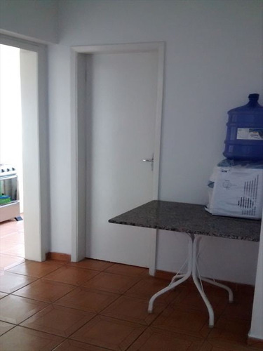 ref.: 2332 - apartamento em praia grande, no bairro guilhermina - 1 dormitórios