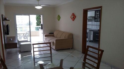 ref.: 2336 - apartamento em praia grande, no bairro vila guilhermina - 2 dormitórios