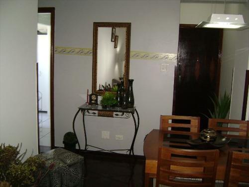 ref.: 234001 - apartamento em santos, no bairro embare - 1 dormitórios