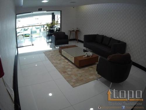 ref.: 2341 - apartamento em praia grande, no bairro boqueirao - 2 dormitórios