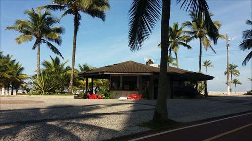 ref.: 2343 - apartamento em praia grande, no bairro vila guilhermina - 1 dormitórios