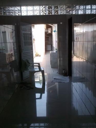 ref.: 2343 - casa em praia grande, no bairro tupiry - 2 dormitórios