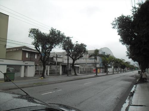 ref.: 234401 - terreno em santos, no bairro encruzilhada