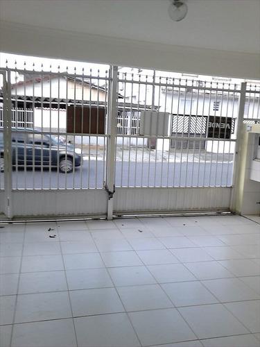 ref.: 2346 - casa em praia grande, no bairro boqueirao - 3 dormitórios