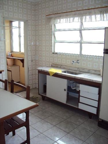 ref.: 2347 - apartamento em praia grande, no bairro boqueira