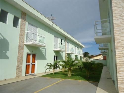 ref.: 235 - casa em bertioga, no bairro jardim rio da praia - 2 dormitórios