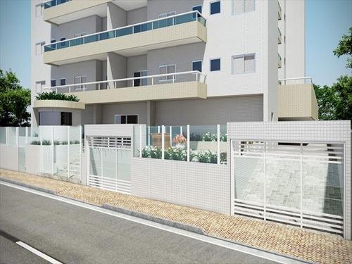 ref.: 2351 - apartamento em praia grande, no bairro aviacao - 2 dormitórios