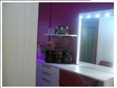 ref.: 235201 - apartamento em santos, no bairro vila rica - 4 dormitórios