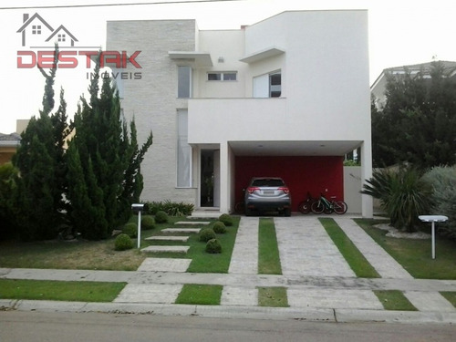 ref.: 2354 - casa condomínio em jundiaí para venda - v2354
