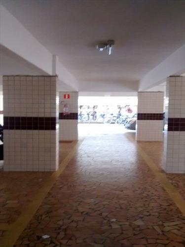ref.: 2355 - apartamento em praia grande, no bairro canto do forte - 2 dormitórios