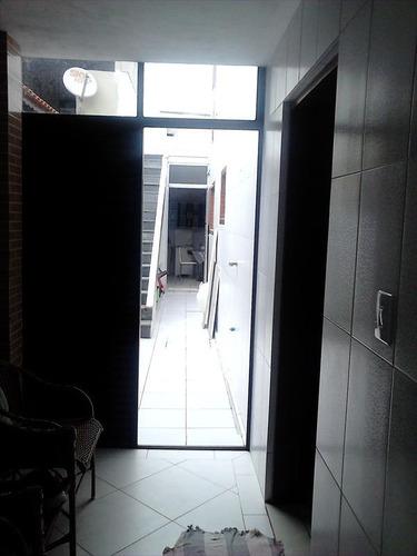 ref.: 2357 - casa em praia grande, no bairro antartica - 4 dormitórios