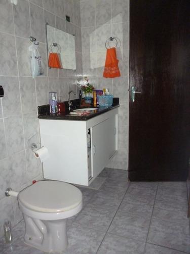 ref.: 2360 - casa em praia grande, no bairro ocian - 2 dormitórios