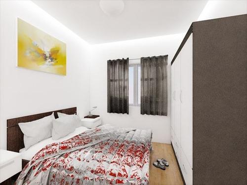 ref.: 2361 - casa condomínio fechado em osasco, no bairro munhoz jr. - 2 dormitórios