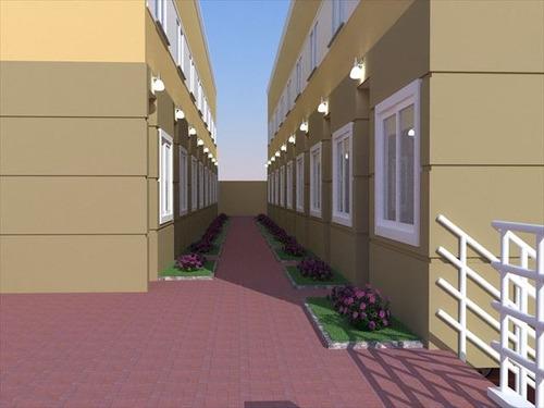 ref.: 2362 - casa condomínio fechado em osasco, no bairro munhoz jr. - 2 dormitórios