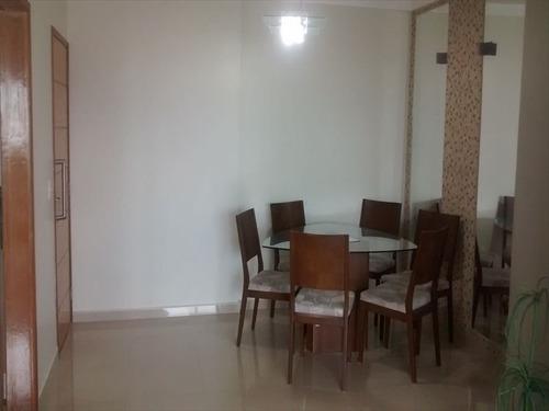 ref.: 2364 - apartamento em praia grande, no bairro guilhermina - 2 dormitórios