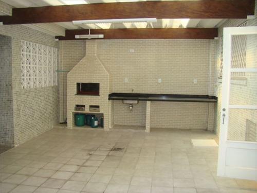 ref.: 236400 - casa em santos, no bairro ponta da praia - 4 dormitórios