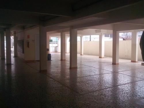 ref.: 2365 - apartamento em praia grande, no bairro canto do forte - 1 dormitórios