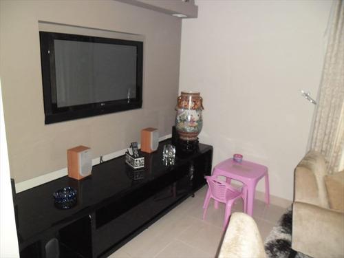 ref.: 236501 - apartamento em santos, no bairro boqueirao - 3 dormitórios