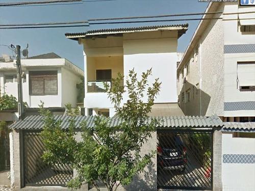 ref.: 237000 - casa em santos, no bairro ponta da praia - 4 dormitórios