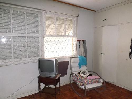 ref.: 237301 - casa em santos, no bairro ponta da praia - 4 dormitórios