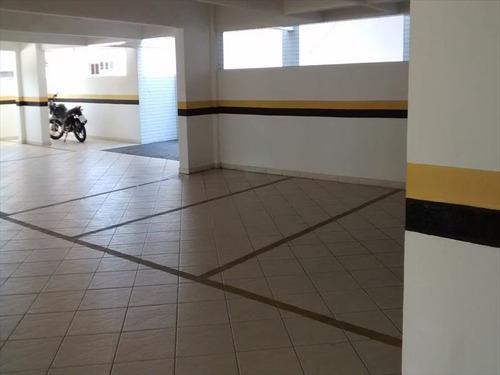 ref.: 2374 - apartamento em praia grande, no bairro canto do forte - 1 dormitórios