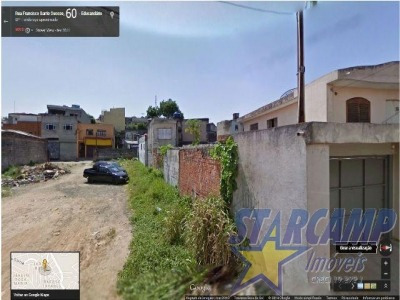 ref.: 2374 - terreno em sao paulo para venda - v2374