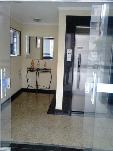 ref.: 2378 - apartamento em praia grande, no bairro boqueirao - 1 dormitórios