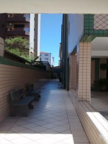 ref.: 2381 - apartamento em praia grande, no bairro boqueirao - 1 dormitórios