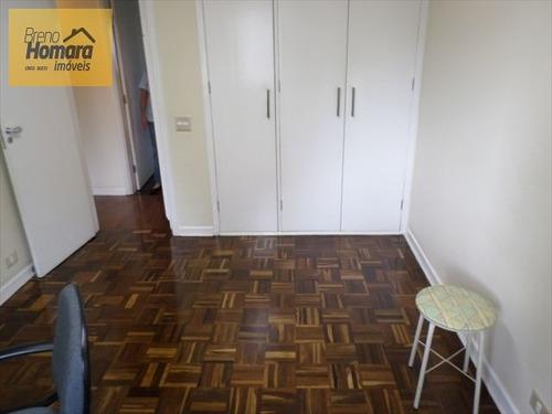 ref.: 2381 - apartamento em sao paulo, no bairro cerqueira cezar - 3 dormitórios
