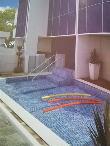 ref.: 2382 - apartamento em praia grande, no bairro aviacao - 2 dormitórios