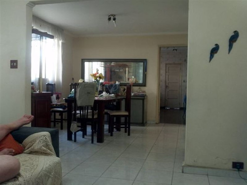ref.: 238301 - casa em santos, no bairro boqueirao - 3 dormitórios