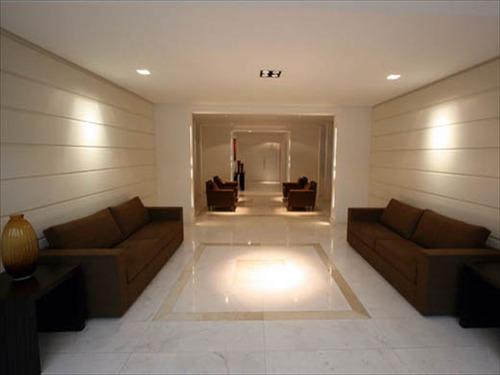 ref.: 238400 - apartamento em santos, no bairro gonzaga - 3 dormitórios