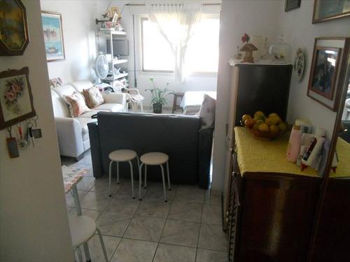 ref.: 2385 - apartamento em praia grande, no bairro aviacao - 1 dormitórios