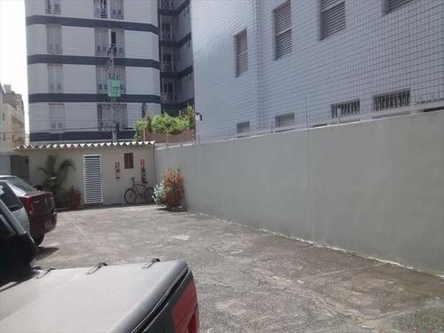 ref.: 2385 - apartamento em praia grande, no bairro canto do forte - 1 dormitórios