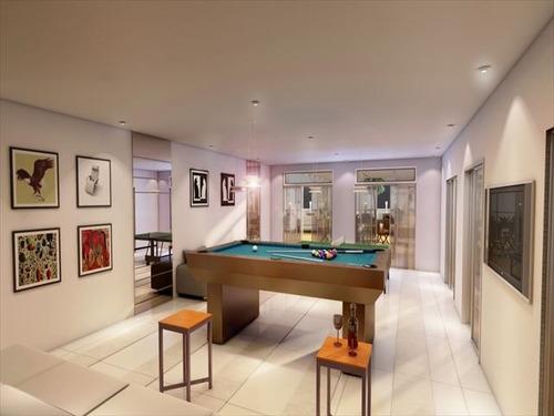 ref.: 2389 - apartamento em praia grande, no bairro caicara - 2 dormitórios