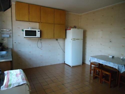 ref.: 239 - casa em santos, no bairro ponta da praia - 3 dormitórios