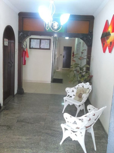 ref.: 2391 - apartamento em praia grande, no bairro boqueirao - 1 dormitórios