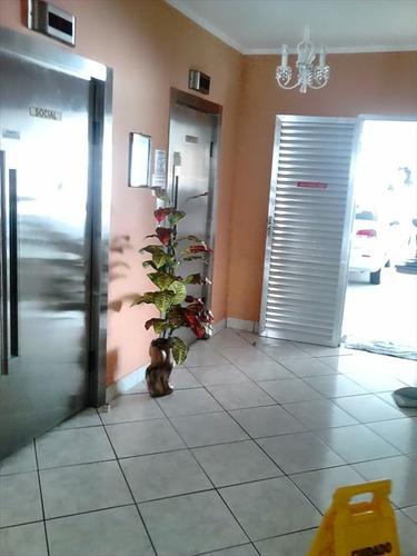 ref.: 2395 - apartamento em praia grande, no bairro boqueirao - 1 dormitórios