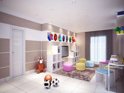 ref.: 2395 - apartamento em praia grande, no bairro ocian - 3 dormitórios