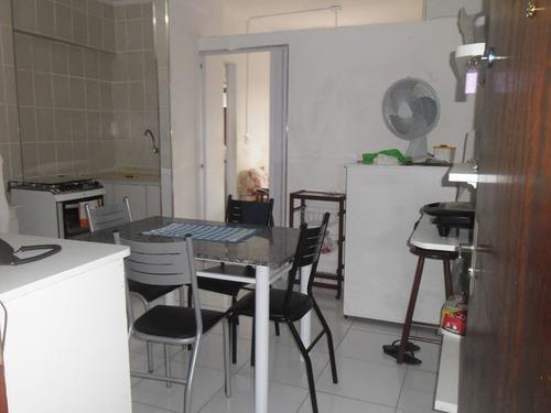 ref.: 2396 - apartamento em praia grande, no bairro ocian - 1 dormitórios