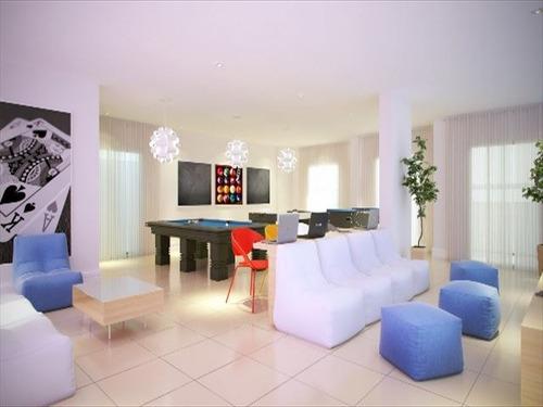 ref.: 2396 - apartamento em praia grande, no bairro ocian - 2 dormitórios
